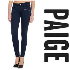 Paige Exclusive Transcend Indio ZIP Jeans
